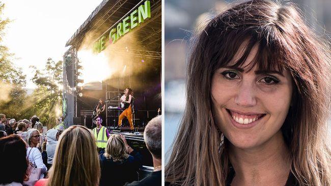 Besked från LiveGreen – blir ingen festival i Karlskrona