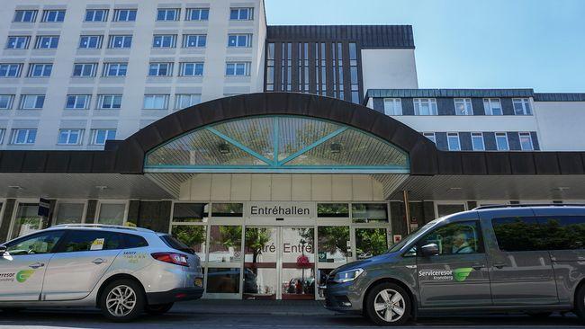 V vill att nytt sjukhus i Växjö blir universitetssjukhus