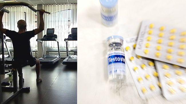 """Tillslag mot doping på gym: """"Ska inte känna sig säkra"""""""