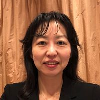 Natsuko Sakata, talesperson Japans utrikesdepartement