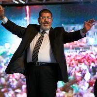 Muhammed Mursi i maj 2012.