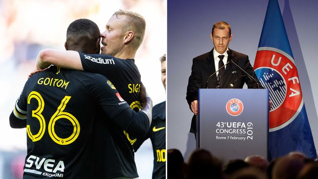 Så mycket kan AIK tjäna på sitt Europaspel