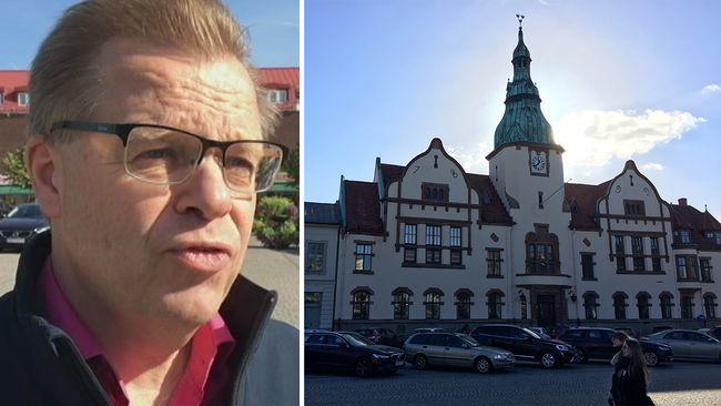 Kommunalrådet i Karlshamn bjuder vip-gäster på alkohol trots kritik