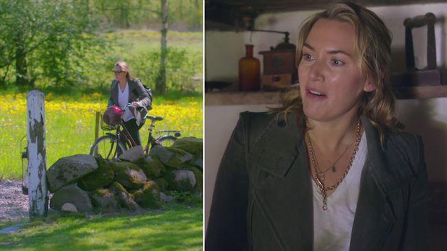 Winslet släktforskar — hittar svenska rötter i Halland
