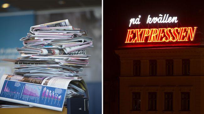 Uppgift: Expressen sparar 40 miljoner