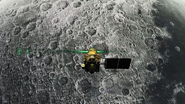 månlandning 2020