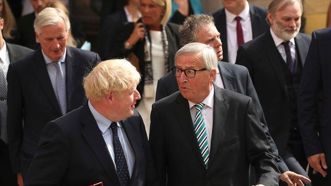Brexitavtal klart mellan Storbritannien och EU