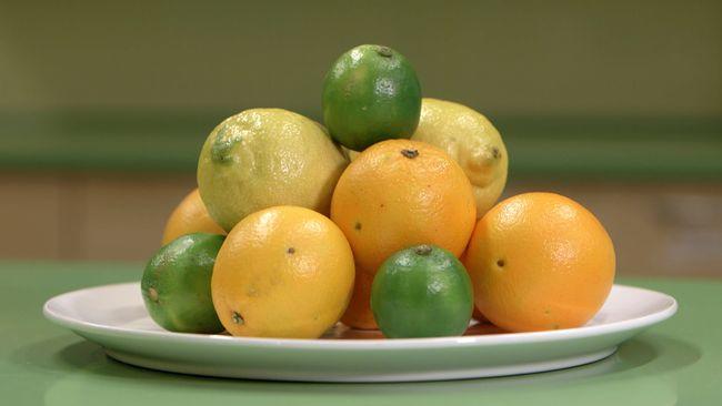 Skadligt bekämpningsmedel på var femte citrusfrukt
