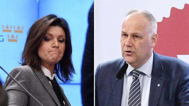 I dag beslutar Vänsterpartiet om misstroende mot Nordmark (S)