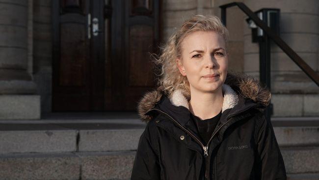 """SVT:s reporter från rättegången: """"Han nekar till allt"""""""
