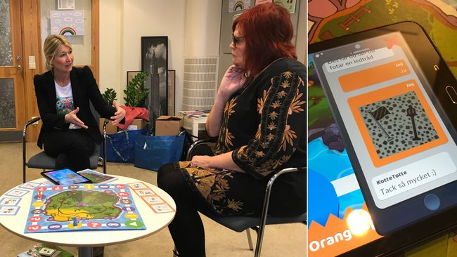 Nytt spel ska förebygga grooming – testas på skolor i Västerås