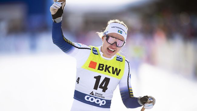Linn Svahn Best Of The Swedes To The Quarterfinals Teller Report