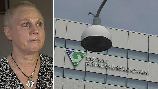 Beskedet till cancersjuka Pia: Måste vänta i månader på sin medicin