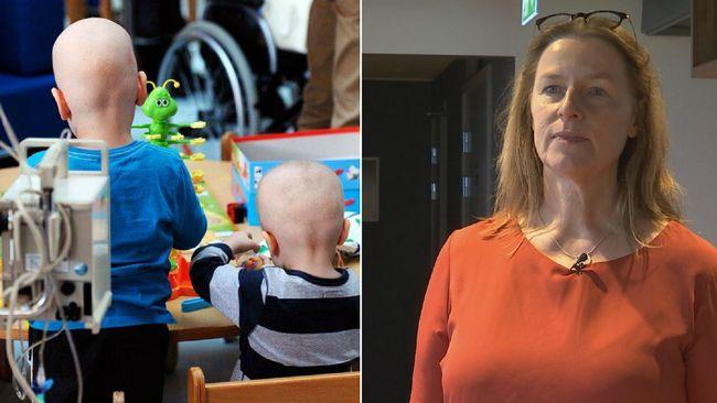 """Barncancerfonden: """"Allt fler barn överlever cancer i Sverige"""""""