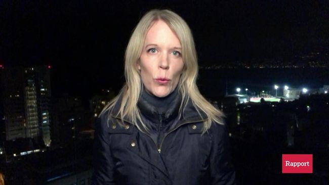 """SVT:s Stina Blomgren: """"Libanons nya regering väcker nya protester"""""""