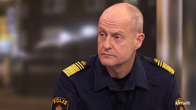 """Ställföreträdande rikspolischefen om sprängningarna: """"Svårt att undvika helt"""""""
