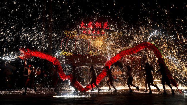 Nyårfirande stoppas i Peking på grund av smittorisk