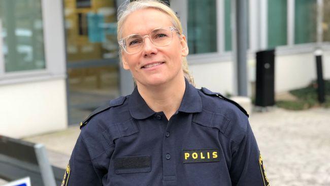 Polisen Anna arbetade som djursköterska – återvänder till polisen