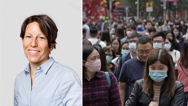 """Smittskyddsläkaren om coronaviruset: """"Ingen anledning till oro"""""""