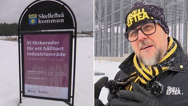 Ny miljardsatsning i Skellefteå ett steg närmare