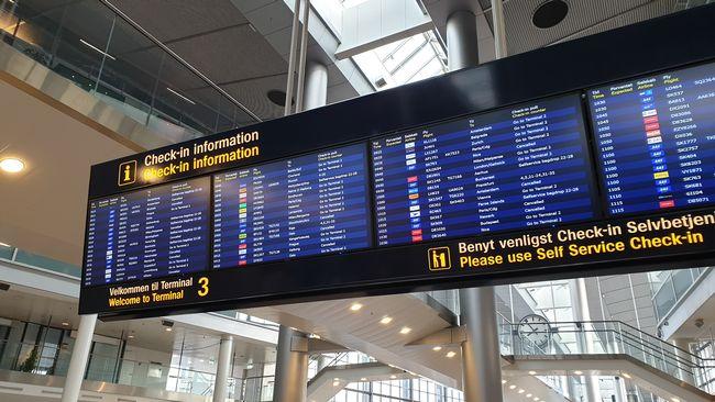 Iran Air fortsätter att flyga till Kastrup