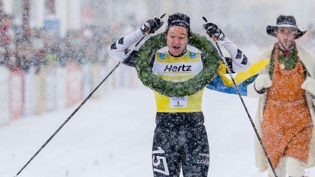 Britta Johansson Norgren vann Tjejvasan – igen