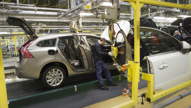 Produktionsstopp hotar Volvo Cars