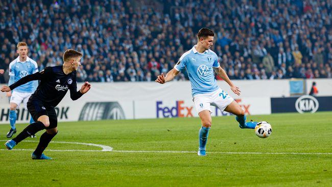 Ny offensiv för MFF mot Wolfsburg