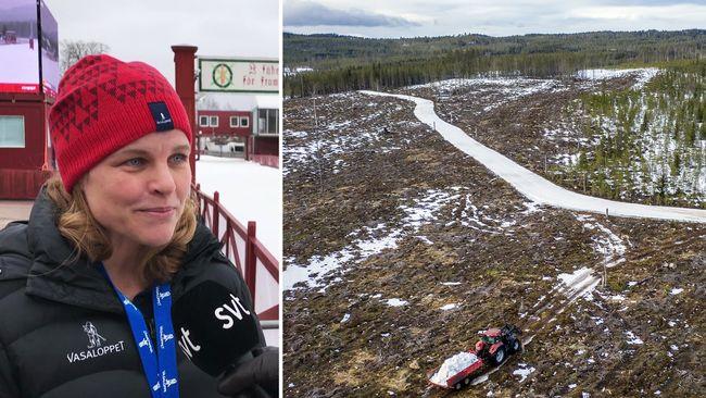 Rådet inför Vasaloppet: Ta av er skidorna