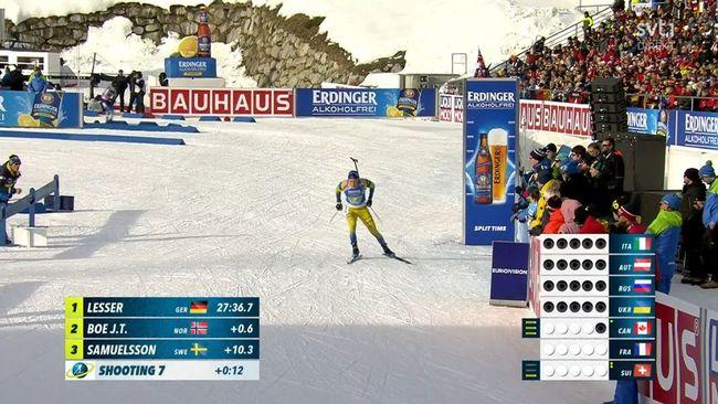 15.00 Följ Sveriges jakt på första VM-medaljen