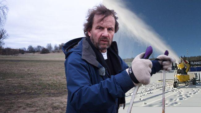 Egen snöfabrik ska rädda Vasaloppet