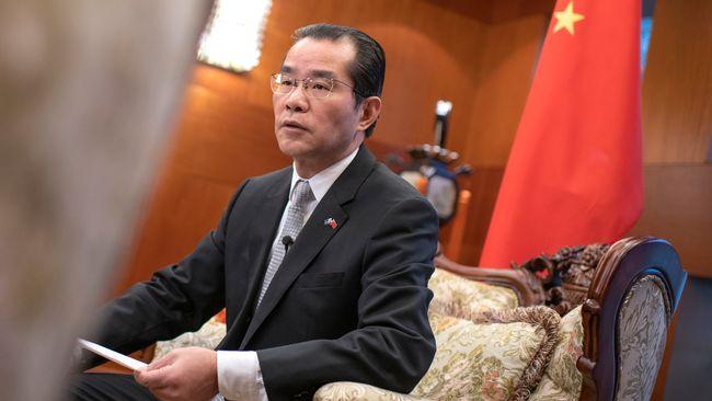 Kinas ambassadör: Gui Minhai är inte Sveriges angelägenhet