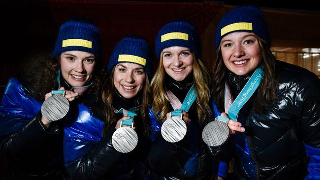 Taktiska draget: Därför splittras Sveriges medaljlag