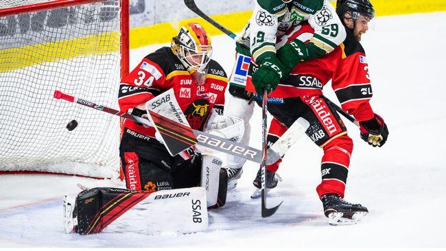 Luleå vann seriefinalen efter målvaktens storspel