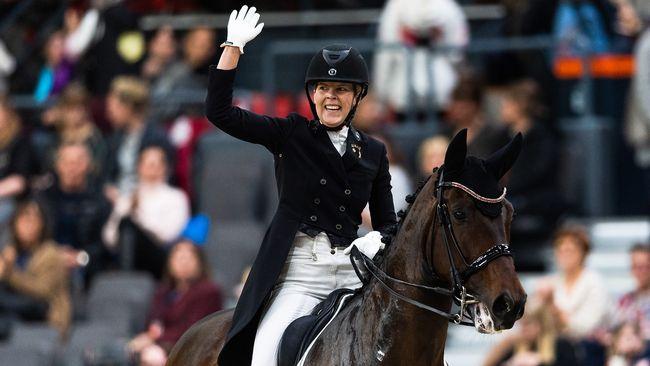 Sandra Dahlin fortsätter leverera i Göteborg – nytt personligt rekord
