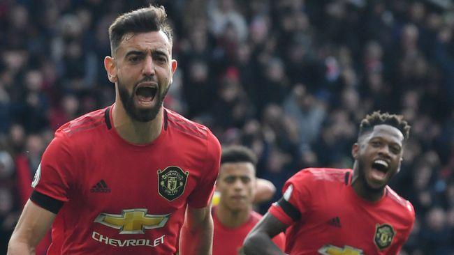"Manchester United vann enkelt – upp på ""CL-plats"""