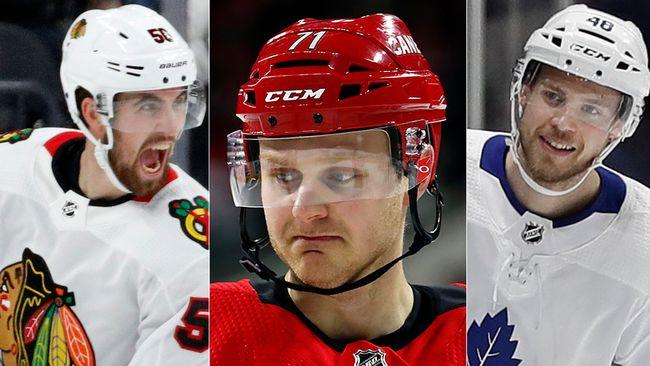 Trade deadline i NHL: De bytte klubb
