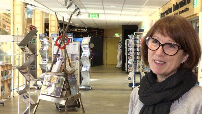 """Turismen i Kiruna slår nya rekord: """"Fantastisk ökning"""""""