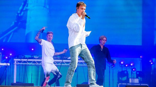 Hov1 bjuder på gratiskonsert i Jönköping