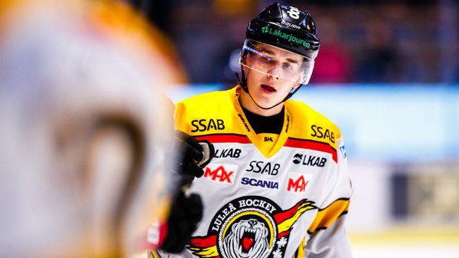 Luleås Nils Lundkvist bästa juniorback genom tiderna i SHL