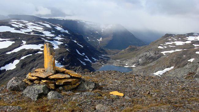 Nu ses gränsen mellan Sverige och Norge över