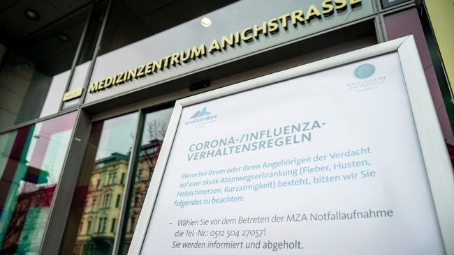 Coronaviruset spritt till länder omkring Italien