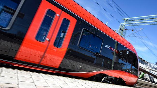 Direkttåg från Göteborg till Arenastaden i Solna