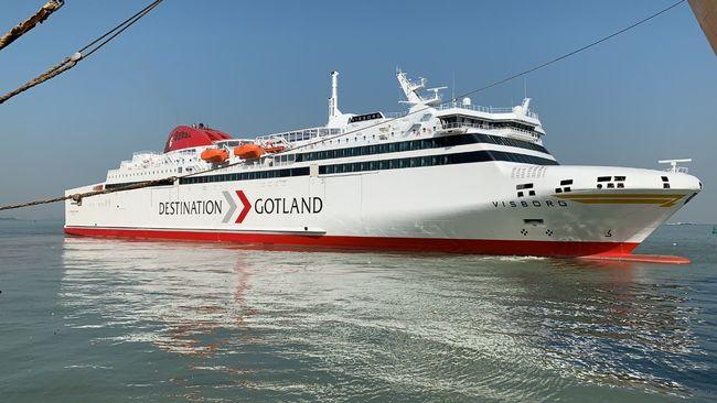 Gasdrift – sjöfartens miljövänliga framtid?