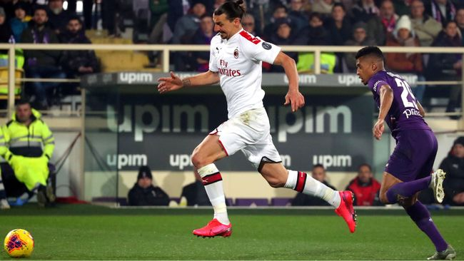 Zlatans match skjuts upp