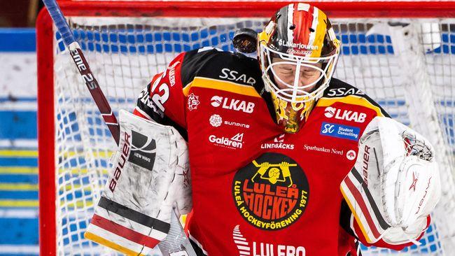 Luleå vann andra SM-semin efter slutsekundsdrama