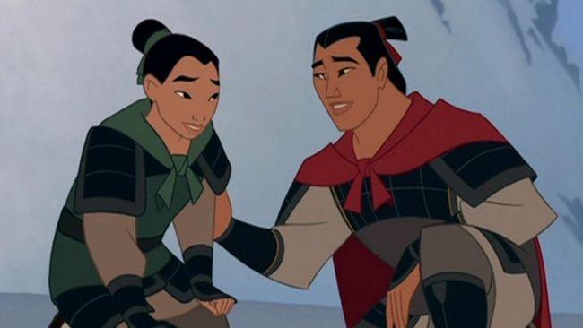 """Rollfigur tas bort ur Mulan: upplevs """"opassande"""" efter metoo"""