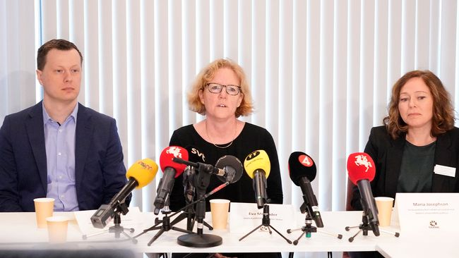 Femton nya svenska fall av corona under tisdagen