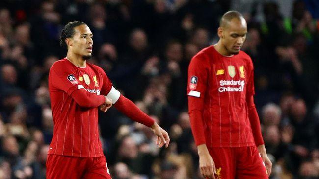 Liverpool åkte ur FA-cupen