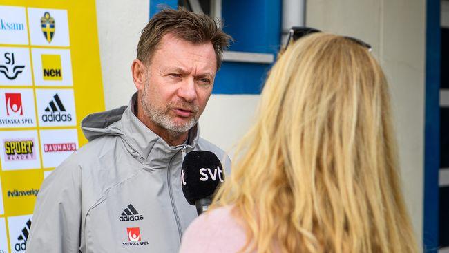 """Gerhardsson: """"Vi ligger efter i den fasen"""""""